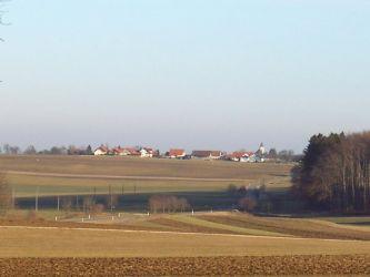 Ansicht auf Grötzingen
