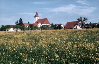 St. Pankratius Kirche Weilersteußlingen